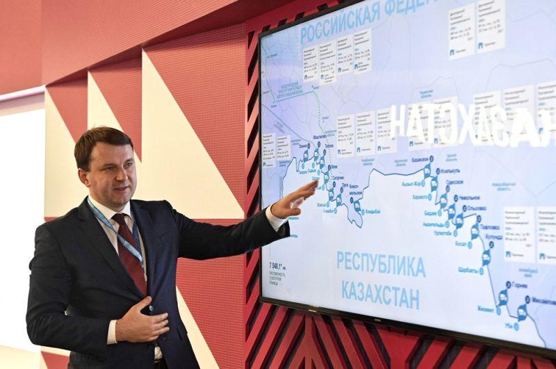 Министр экономического развития Максим Орешкин.