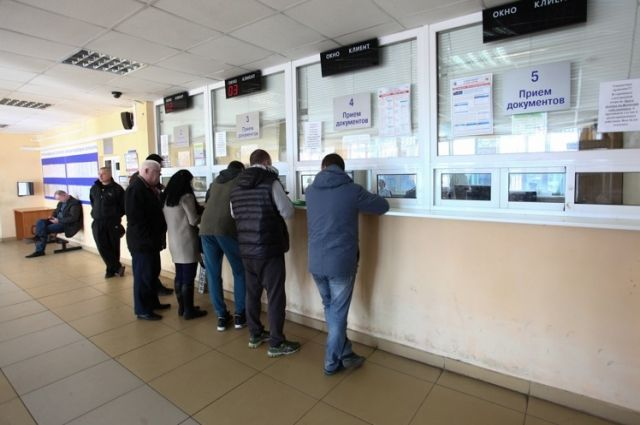 В Оренбурге возобновлена выдача водительских прав.