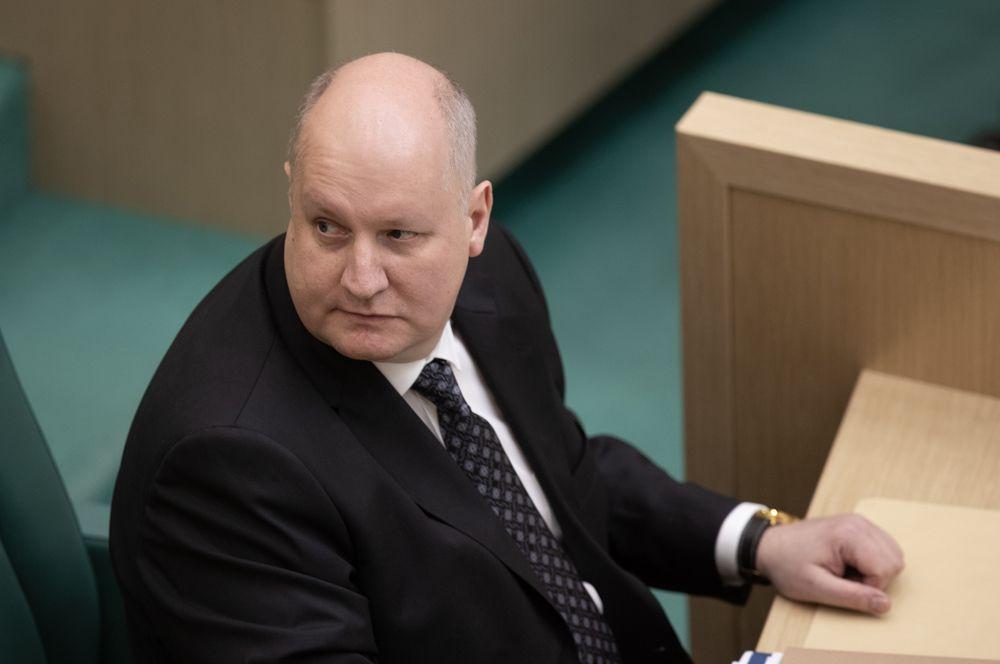 Министр по делам Северного Кавказа Сергей Чеботарев.