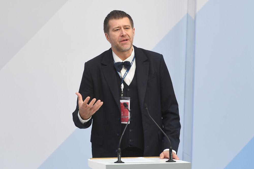 Министр юстиции Александр Коновалов.