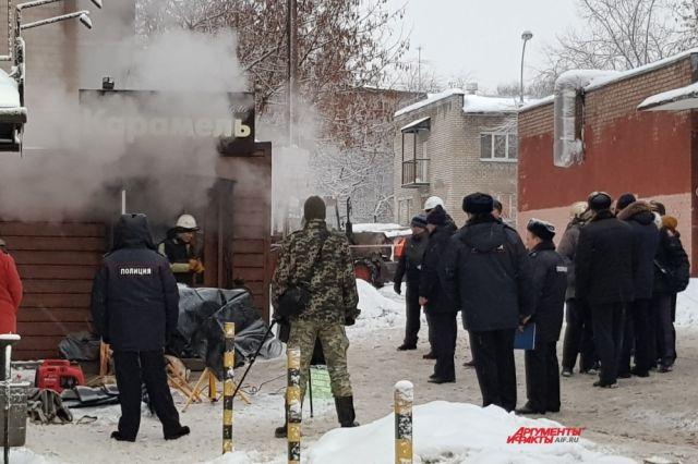 Трагедия в Перми случилась в ночь на 20 января.