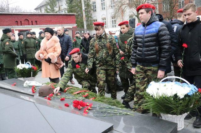 Черняховск 22 января принял эстафету «Дорогами Победы».