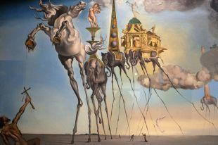 В Москву привезли более 180 картин Сальвадора Дали