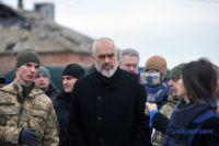 Эди Рама заявил, что мир в Украине является приоритетом для ОБСЕ