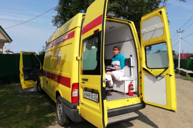 10-летний мальчик попал под машину в Удмуртии
