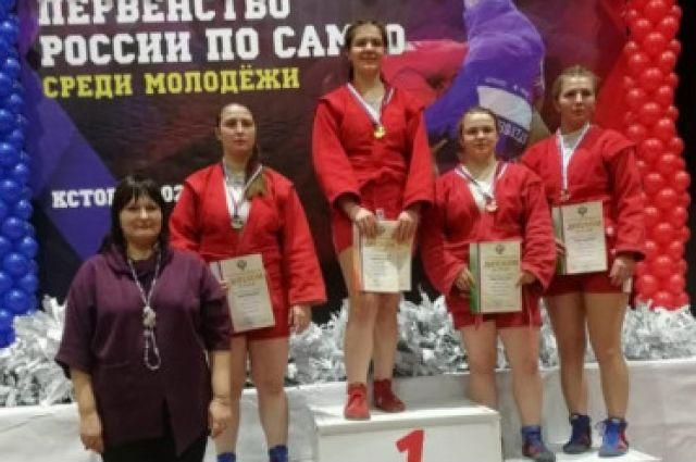 Олинда Храпунова из Новосибирска взяла десятое