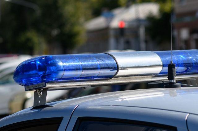 Госавтоинспекция ищет водителя, наехавшего на лежащего человека