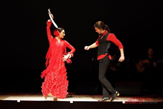 Два дня частная филармония «Триумф» будет наполнена атмосферой испанской феерии.