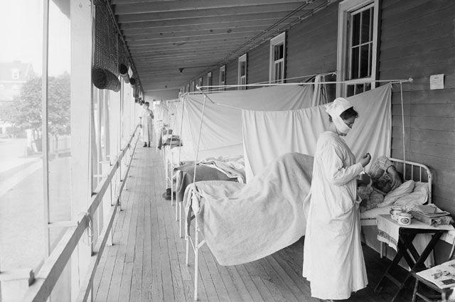 Самый убийственный грипп. Как человечество пережило « испанку »