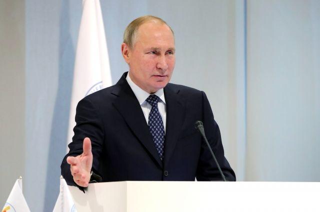 Путин прибыл в Вифлеем для переговоров с Аббасом