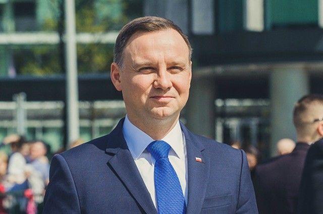 Глава Польши назвал правильным отказ от участия в форуме памяти Холокоста