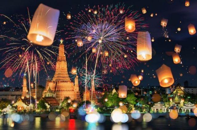 С наступающим 4718! Как отпраздновать восточный Новый год