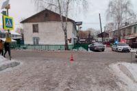 В Тюмени разыскивают водителя, сбившего школьницу на улице Камчатской
