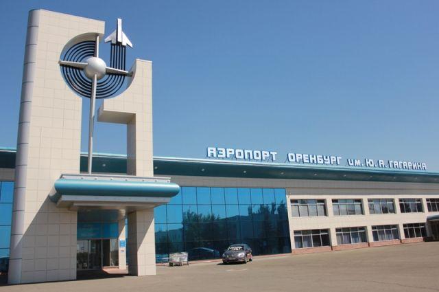 В аэропорту Оренбурга усилили контроль из-за распространения коронавируса в Китае