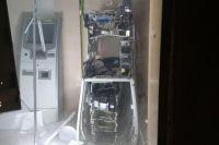 В Харькове ночью неизвестные взорвали банкомат и похитили из него деньги