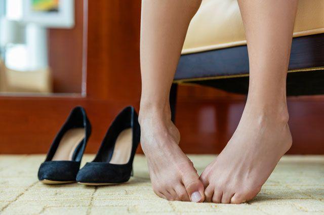 Мяч тебе в ноги. Как помочь уставшим стопам и почему это важно делать