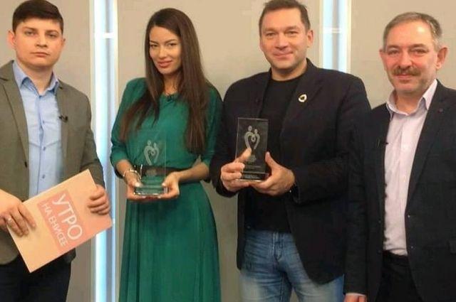 Друзья и коллеги объявили сбор помощи на лечение телеведущей Насти Поползиной.