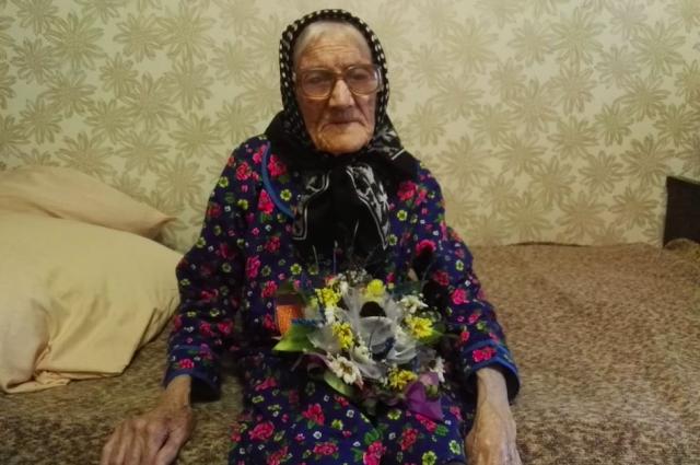 Татьяна Коблякова отметила 105-й день рождения.