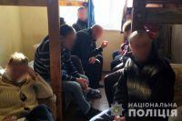 В Донецкой области алкоголиков и наркоманов превращали в рабов