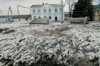 В Донецкой области нашли на железнодорожной станции взрывчатку