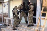 В Одессе полицейские пресекли деятельность нелегального игорного заведения