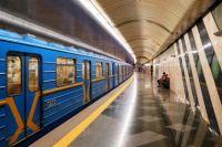 В центре Киева в час пик закрыли пять станци метро из-за угрозы взрыва