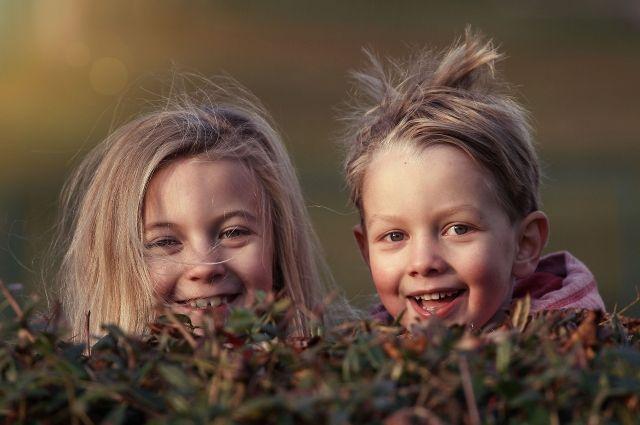 Детство должно быть счастливым.