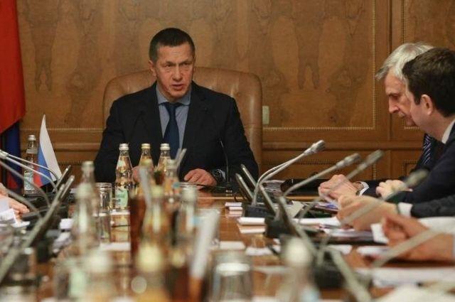 Юрий Трутнев поручил разработать меры по защите населения от нового вируса.