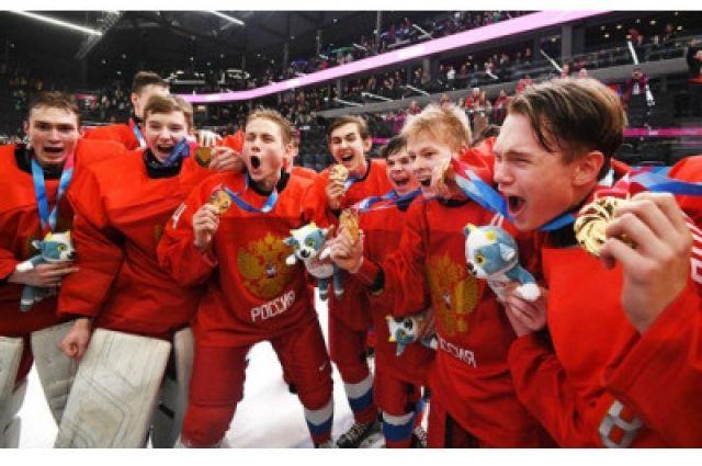 Впервые сборная России выиграла юношеские Олимпийские игры.