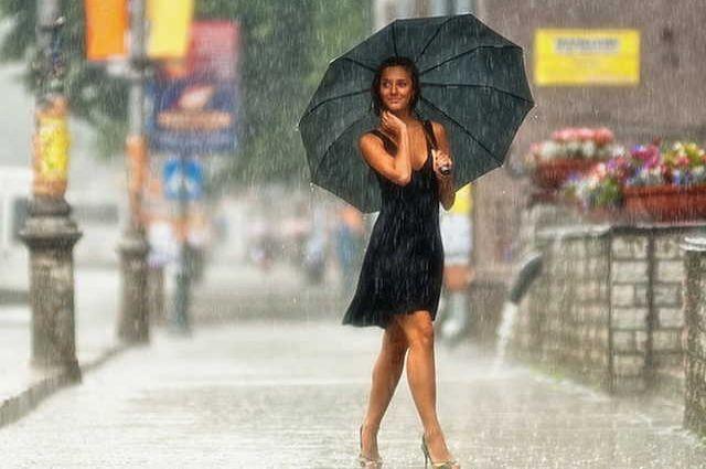 В Украине ожидается дождь с мокрым снегом: детальный прогноз