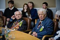 Ветераны рассказали оренбуржцам о блокаде Ленинграда.