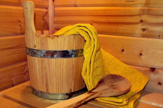 В Оренбуржье подросток обгорел в бане.