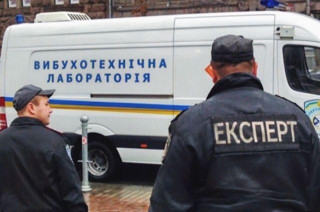 В центре столицы полицейские взорвали найденную бомбу: детали