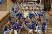 На чемпионате выступили выступили свыше тысячи участников из 24 хореографических коллективов страны.