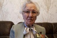 Нине Николаевне исполнился 91 год, во время блокады она была подростком.