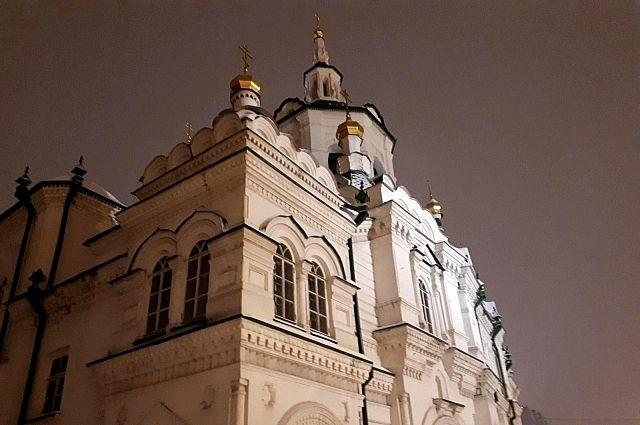 В Тюмени отреставрируют Спасскую церковь