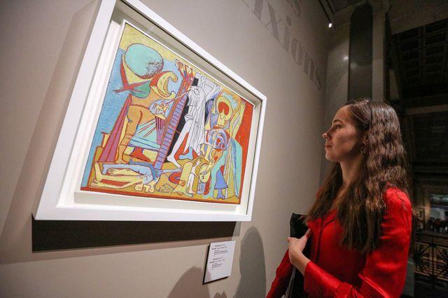 Выставка работ Пикассо может состояться в Москве в 2021 году