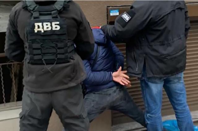 В Киеве командир разведки «ДНР» стрелял в полицейских