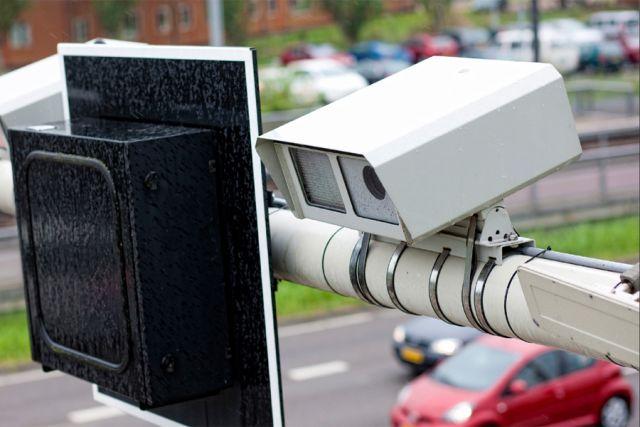 На дорогах Украины в 2020 году установят 250 камер автофиксации