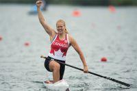 Канадская спортсменка Лоренс Венсан-Лапуант.