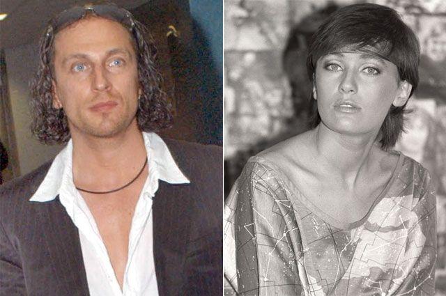 Дмитрий Нагиев и Лариса Гузеева.