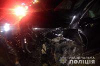 Во Львовской области произошло ДТП: пострадали четыре человека
