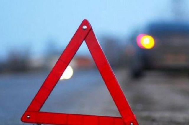 В Киеве на мосту Патона столкнулись пять авто, пострадали трое людей