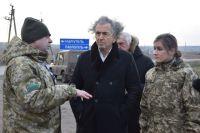 Известный французский писатель и философ посетил Донбасс