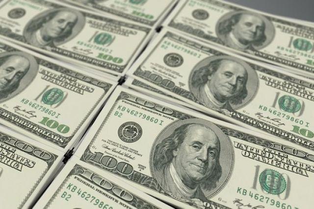 Госдолг Украины в долларовом эквиваленте вырос, а в гривневом сократился