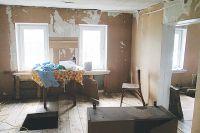 Во многих квартирах нет даже элементарных удобств.