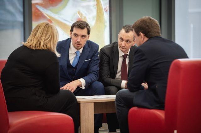 До лета этого года Охматдет будет достроен, - советник премьера Юрий Голик