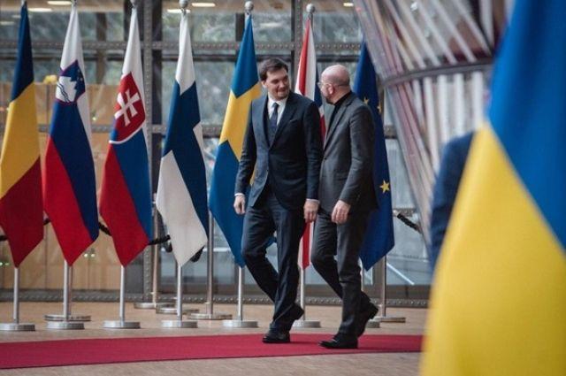 Украина получит от МВФ полмиллиарда евро в первом квартале 2020 года