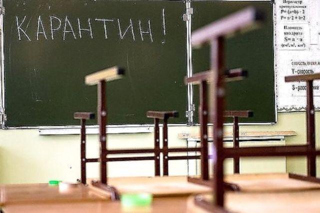 Грипп в Украине: в Сумах половина школ закрылась на карантин