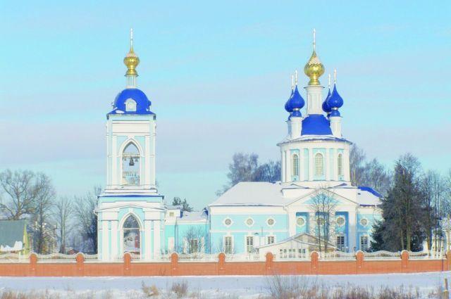 Успенский Дуниловский женский монастырь